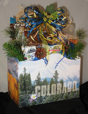 Colorado Seasons Gift Basket