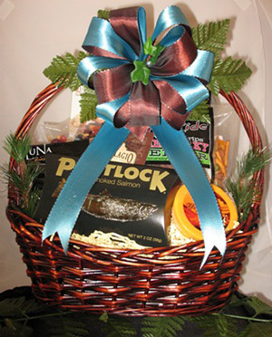 Snacks To Share Gift Basket